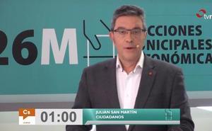 Minuto final de Julián San Martín (Cs)