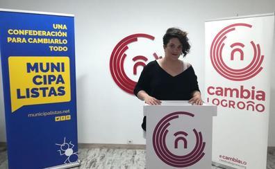 CambiaLO propone dar preferencia al espacio peatonal en Logroño