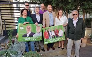 García presenta el programa de PR+ en Haro