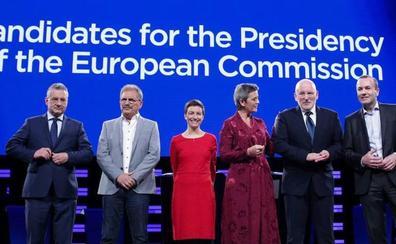 El empleo marca las diferencias entre los seis candidatos a sustituir a Juncker