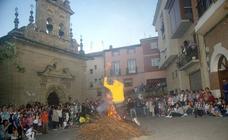 'La Charma' y la festividad de San Isidro en Cenicero