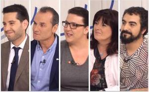 Los candidatos de Arnedo, en TVR
