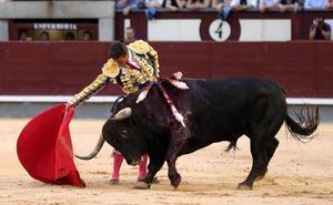 Entrega y dureza de Urdiales en Madrid