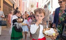 Santo Domingo de la Calzada celebra San Isidro