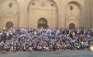 Convivencia en el colegio La Salle- El Pilar por su patrón