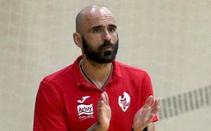 Juan Diego García no sigue en el Minis de Arluy