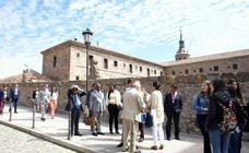La UNIR firma en San Millán un convenio con 15 universidades de Ecuador