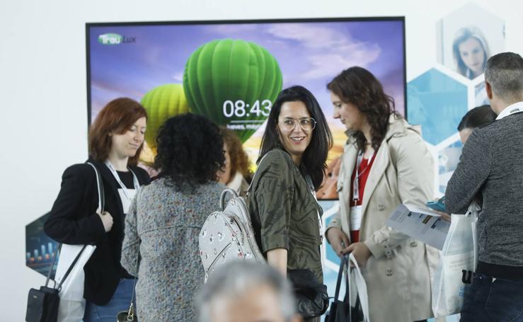 Primera jornada de Cites, el Congreso Internacional de Tecnologías Emergentes y Sociedad que organiza la UNIR