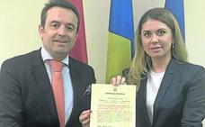 El cónsul riojano de Moldavia: «es un país de vino, balnearios y clínicas dentales de prestigio»