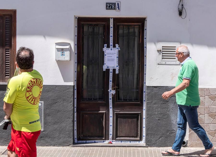 La Policía busca al hijo de la mujer hallada muerta en Palma