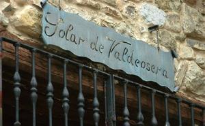 Primeras mujeres en el Solar de Valdeosera de San Román de Cameros