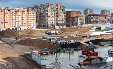 El PERI Ferrocarril ya es definitivo: 12 edificios para 1.200 pisos y 147.000 metros de parque y zona de recreo