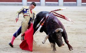 'A escena' ve «inadmisible» otorgar el Galardón de las Artes a un torero