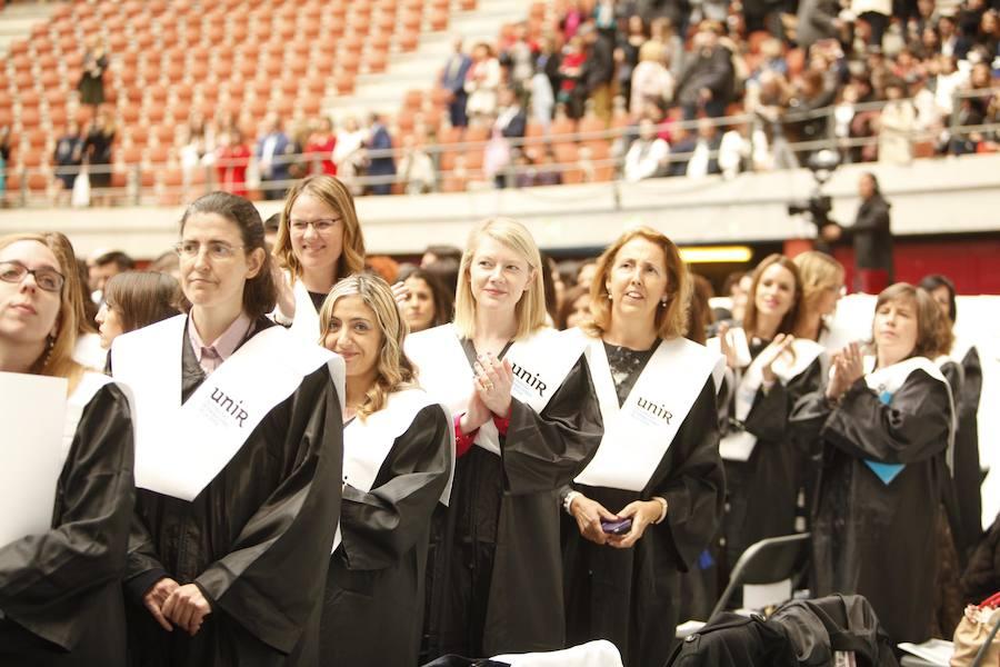 Graduación de la UNIR (y III)
