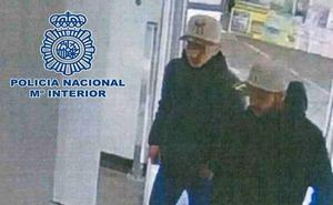 Identificados dos autores de varios hurtos y un robo con violencia en Logroño