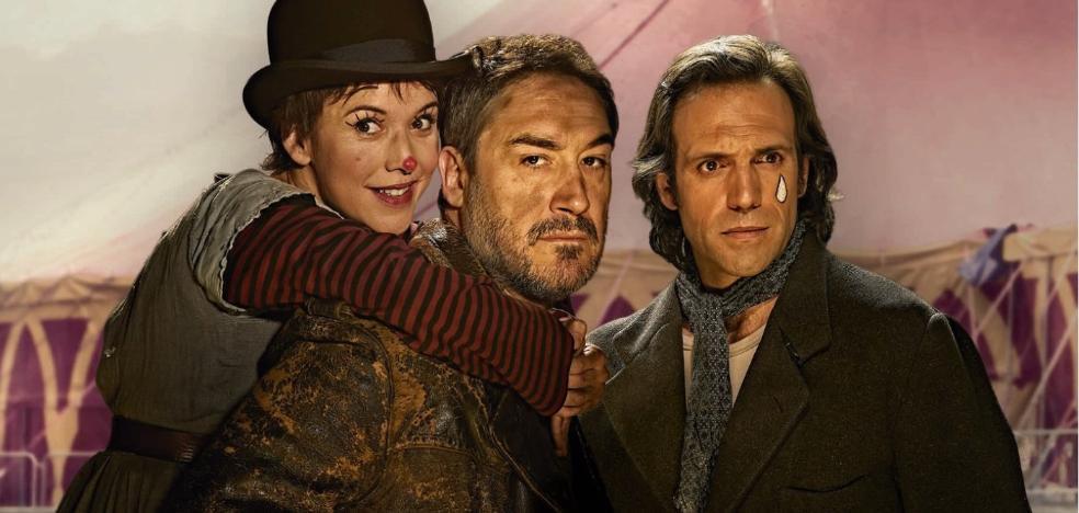 Mario Gas retorna a Fellini con su versión trágica de 'La strada'
