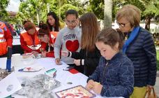 Feria de asociaciones en Calahorra