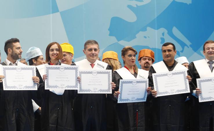 Graduación de la UNIR (II)