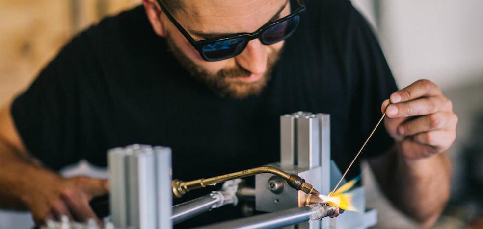 El artesano del acero