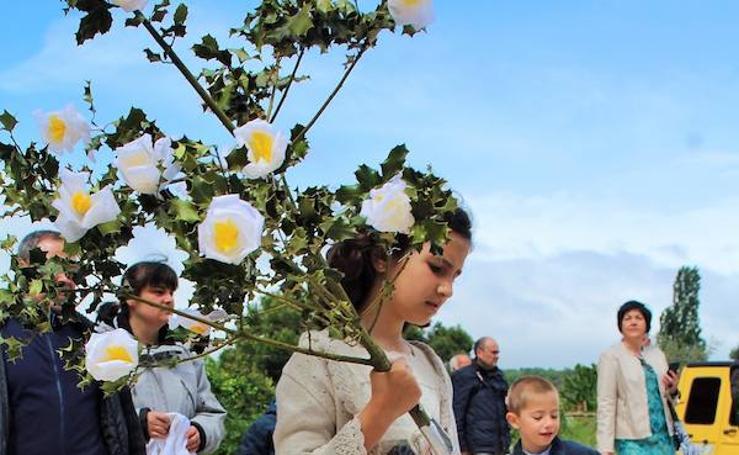 Desfile de las Doncellas de Sorzano