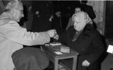Cuando votar era en España una novedad