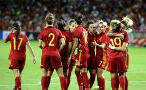 La Selección Española volverá a Las Gaunas el 24 de mayo
