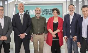 Empate virtual en la preferencia de alcalde para Logroño