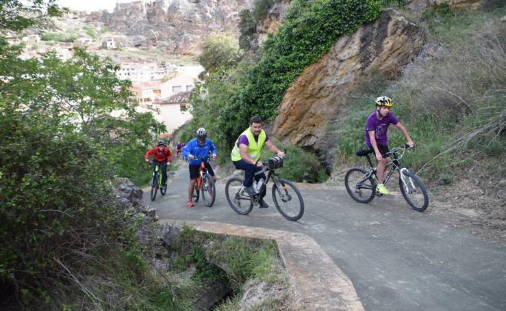 XVI día de la bicicleta de Cervera del Río Alhama