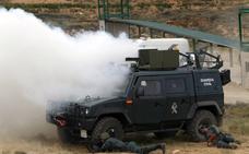 Licitan el equipamiento para el edificio del Polígono de Experiencias para Adiestramiento de las Fuerzas Especiales en Logroño