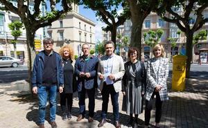 El PP propone que la Glorieta del Doctor Zubía sea el 'kilómetro 0' de Logroño