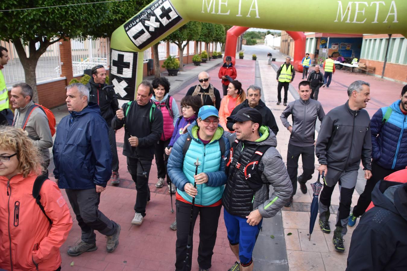 XVIII marcha senderista Villa de Pradejón