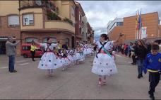Alberite celebra el XXI Día del Danzador