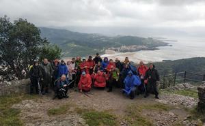 El Sampol, contra viento y marea por la costa vizcaína