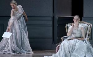 'Capriccio', el colosal legado de Strauss, ilumina el Teatro Real