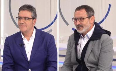 Los candidatos de Logroño, en TVR (II)