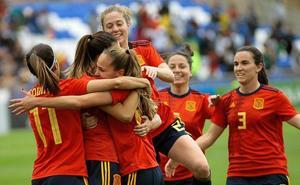 Las Gaunas acoge este viernes el partido de la Selección Femenina de Fútbol frente a Canadá