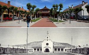 La plaza que ha cambiado hasta de nombre