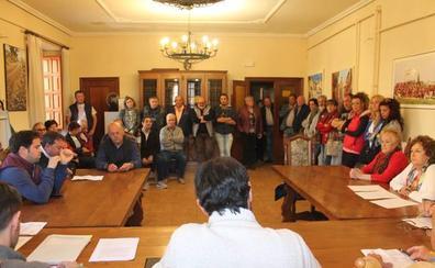 San Asensio aprueba en el Pleno el 'no' al retracto de la compra del Castillo de Davalillo