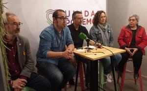 Unidas Podemos aboga por «remunicipalizar» los servicios en los ayuntamientos