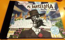 «He dibujado la 'cara b' de Barcelona, la de la ciudad un poco más oculta»