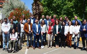 Carcedo apoya la integración de la Fundación Hospital de Calahorra en el SERIS como «solución» a la situación del centro
