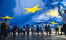 España supera el millón de erasmus