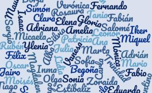 Javier y María Carmen, los nombres más comunes en La Rioja