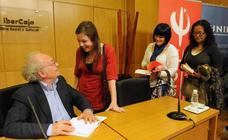 Cuando Punset triunfó en el Aula de Cultura de Diario LA RIOJA en el 2012