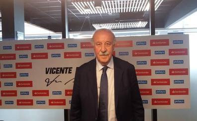 Del Bosque, sobre el Madrid: «Lo peor ha sido tener tres entrenadores»