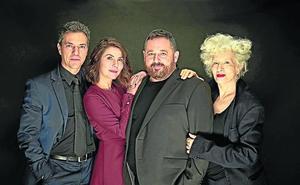 'La culpa' de David Mamet, el sábado en el teatro Bretón