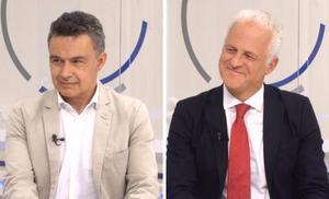 Los candidatos de Logroño, en TVR (III)