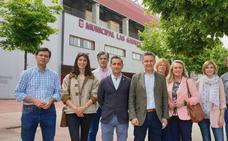 Escobar se compromete a apoyar la ciudad deportiva de la UDL en Logroño