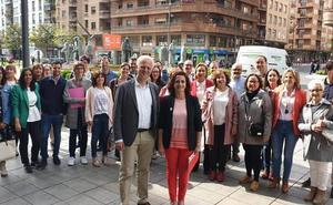 Andreu promete aplicar las políticas de igualdad de manera transversal