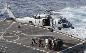 El Pentágono prepara el envío de tropas al Golfo Pérsico